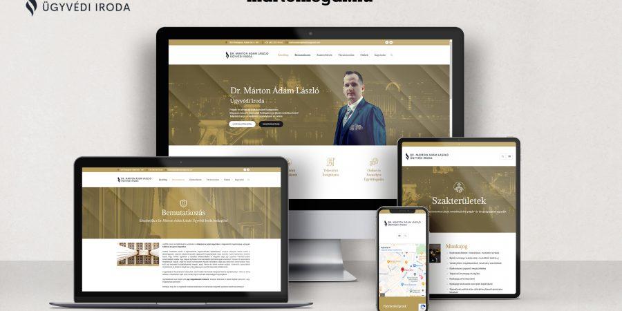 Weboldalunk